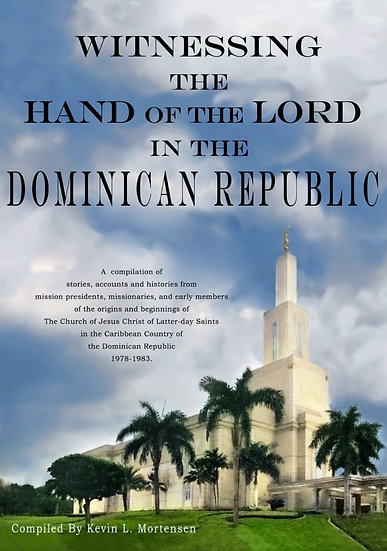 Witnessing the Hand of the Lord in the Dominican Republic (English Hardback)