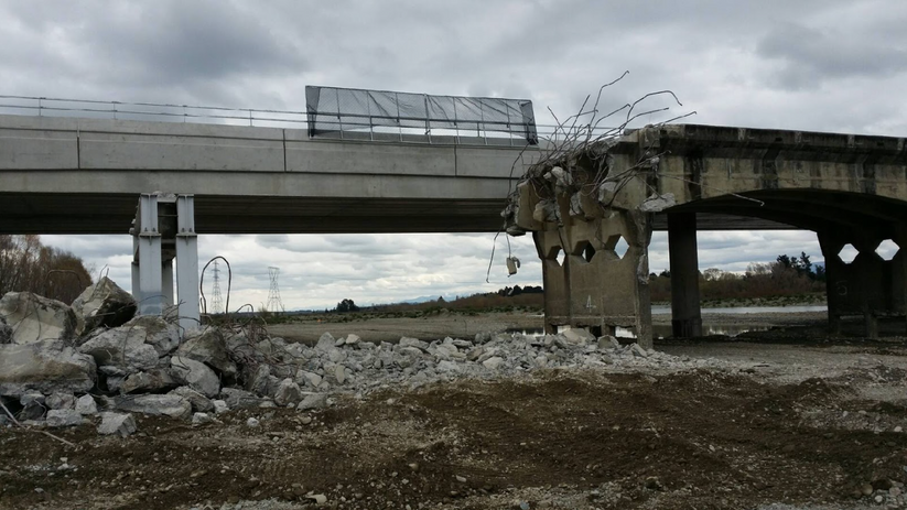 1912 Ashley River Bridge Demolition