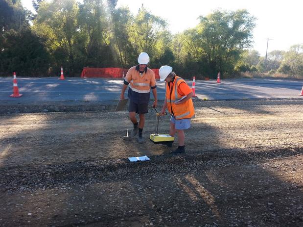 NDM Testing Ashley River Bridge
