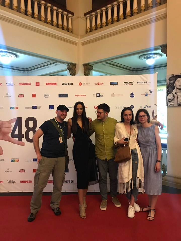 Psychro Premiere at Molodist IFF '19