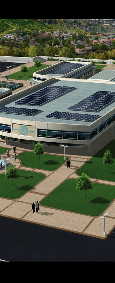 Ministry Campus Concept