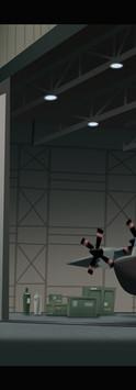 Ext. Military Hangar