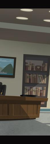 Interior Executive Office