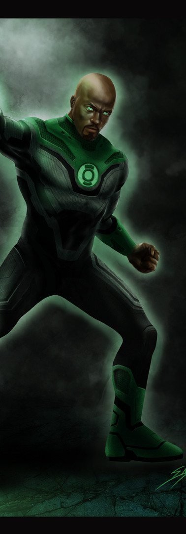 Mike Colter as Green Lantern.jpg