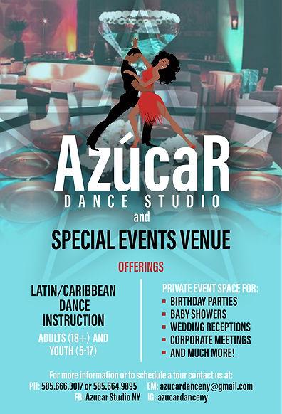 Azucar Dance Studio, Rochester, New York, Fambino Family, Fambinos, Fambino