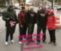 Fambino Family - Breast Cancer Awareness