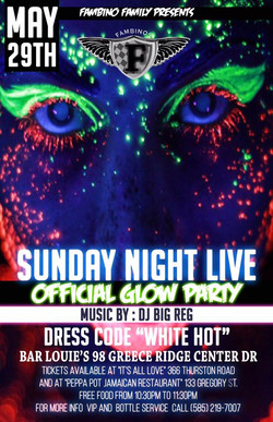 GLOW PARTY 2016
