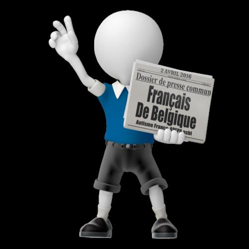 Dossier de presse Français handicap Belgique