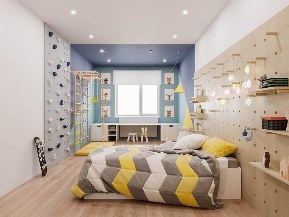 Вигляд на дитячу кімнату зі сторони входу.jpg