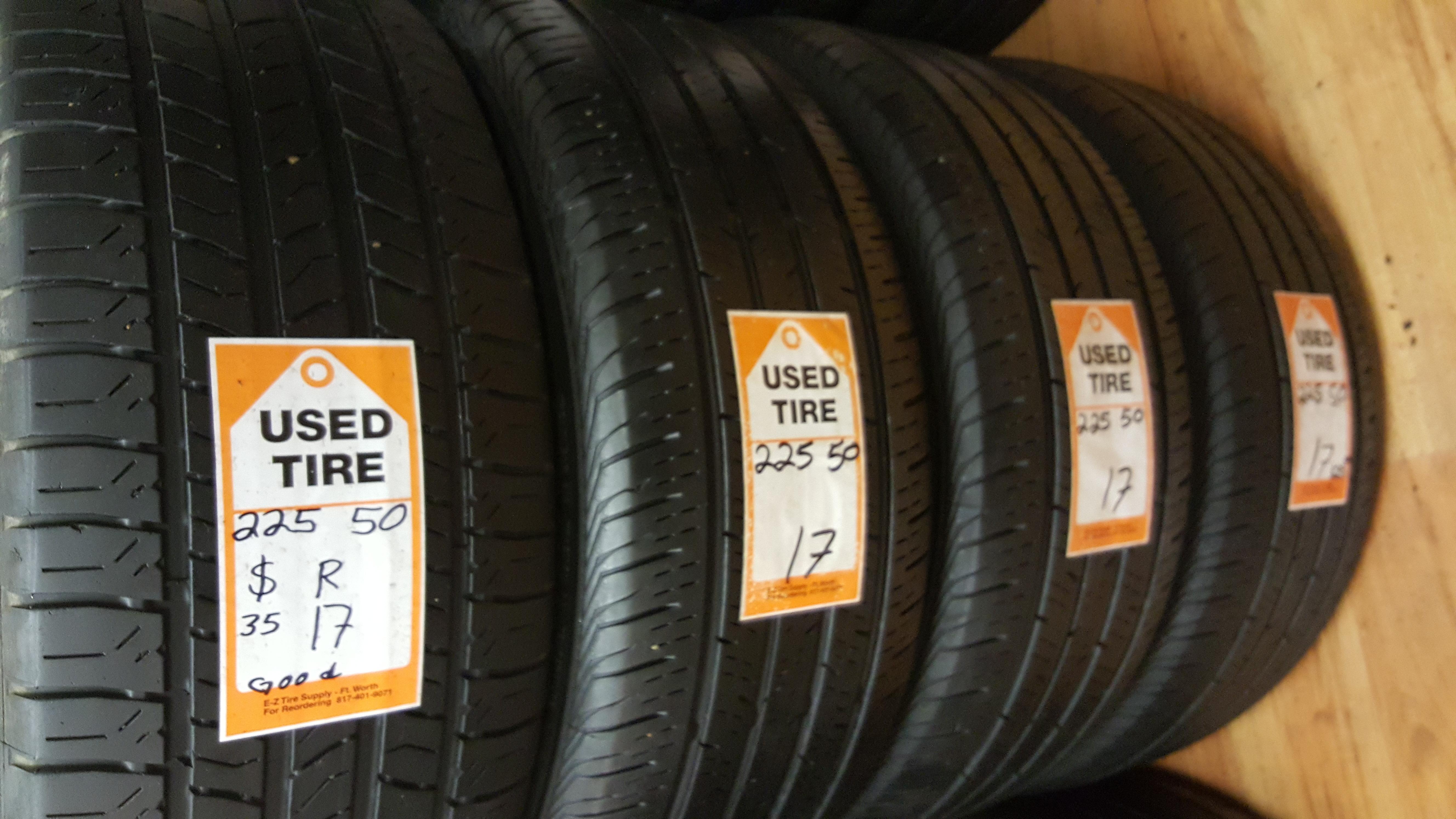 Lunas Tire Shop