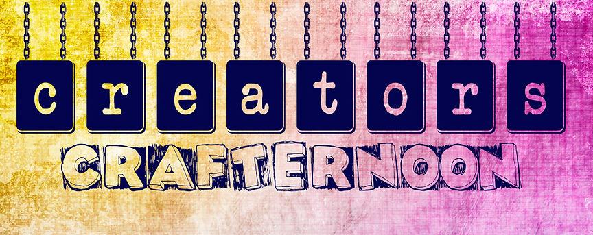 Creators Crafternoon logo