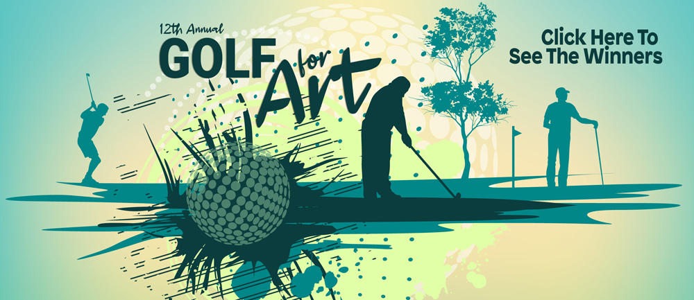 Golf for Art Fundraiser