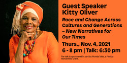 Chat with Kitty Oliver