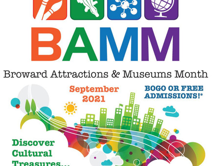 BAMM! - Discover Cultural Treasures in Your Back Yard