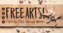 May Free Arts Family Day
