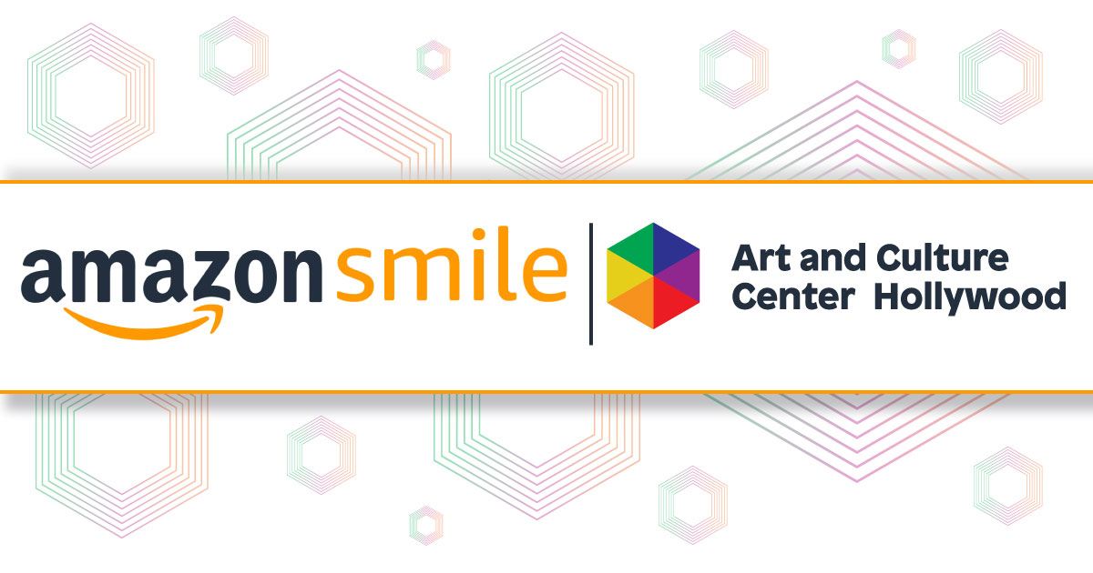 Amazonsmile Supports the Art and Culture Center Hollywood