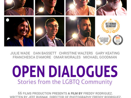 First Presbyterian Church of Hollywood to Host Screening of Open Dialogues