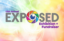 13th Annual Exposed Exhibition + Fundraiser