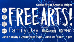 June Free Arts! Family Day