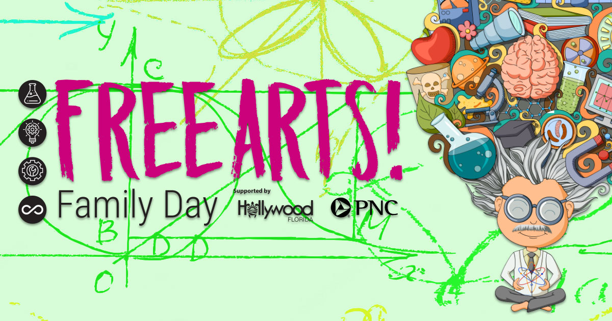 March Free Arts Family Day