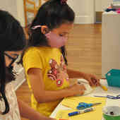 April Free Arts Family Day