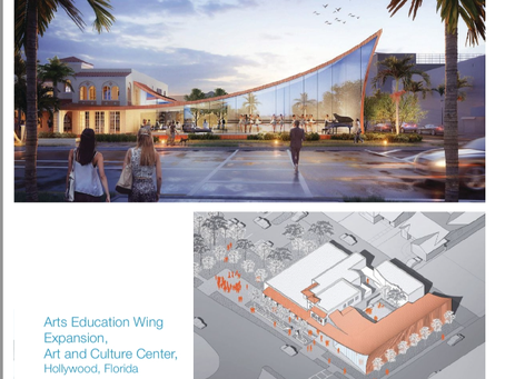 The Center's New Education Wing Featured in Florida/Caribbean Architect Magazine