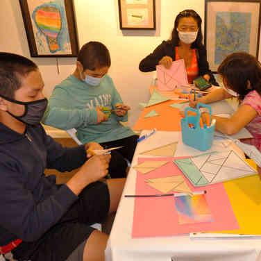 January Free Arts Family Day