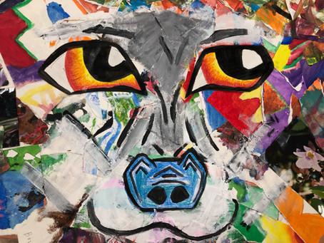Gulfstream Academy Middle School Gallery Show