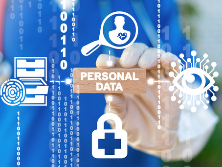 Watchful eyes of Artificial Intelligence - Healthcare Data Security using AI