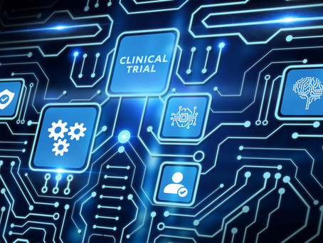 AI-based Digitalized Clinical Trials – The In-Silico style