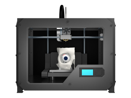 3D Printing in Ophthalmology – From Optical Coherence Tomography to Bioprinting a Human Cornea