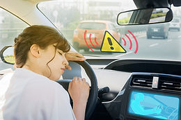 Driver Monitoring using Artificial Intelligence
