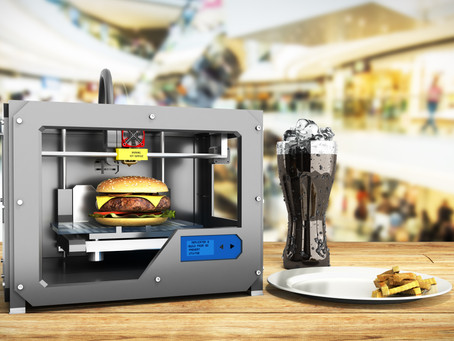 3D Food Printing - From Food Sustainability to Customised Nutritional Products