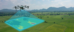 Drones in Agriculture - Precision Agriculture