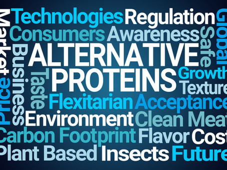 The Rise of Alternative Proteins