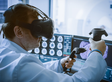 Top AR VR Trends in Healthcare for 2020