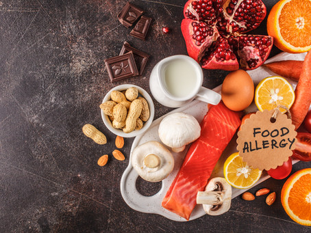Synthetic Biology and AI to Remove Food Allergy