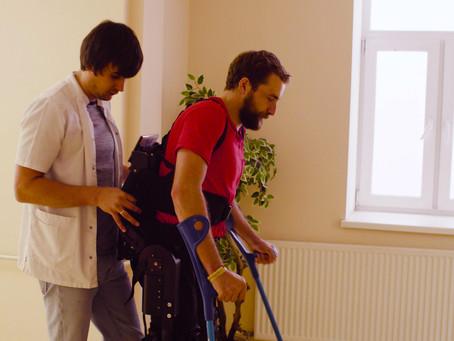 Demand for Exoskeleton Robots in Rehabilitation