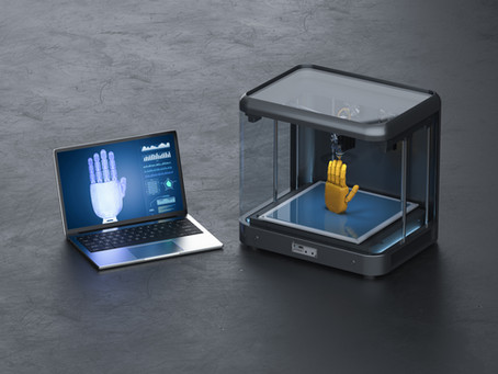 Use of Artificial Intelligence in Additive Manufacturing
