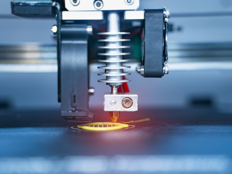 How 3D printing is optimizing manufacturing and supply chains