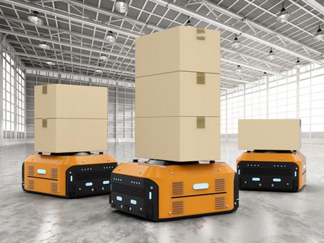 Applications of Autonomous Robots in Logistics and Warehousing