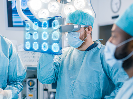 Transforming Surgery Using Artificial Intelligence and Augmented Reality
