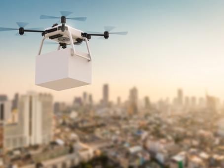 Food Delivery Drones