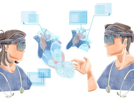 Augmented Reality & Virtual Reality in Medical Training