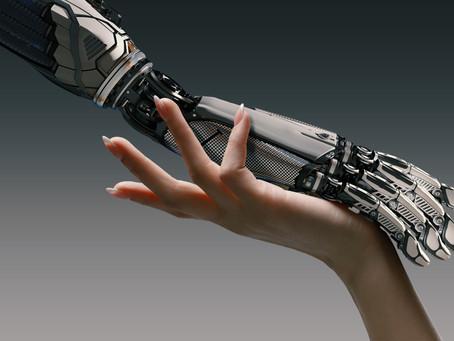 Augmenting Robots - Robotics for Human Augmentation