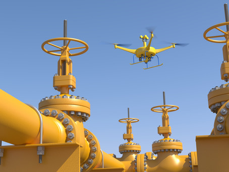 Unmanned Aerial Vehicles in Oil and Gas Industry