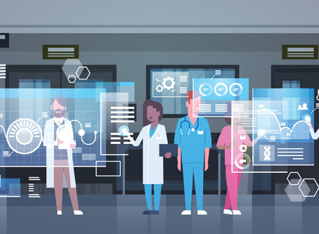 Future of Smart Hospitals - From AI Powered IOT Sensors to Edge AI Solutions