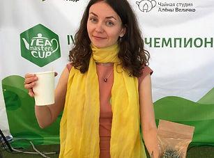 Мастер-класс чаепитие для детей