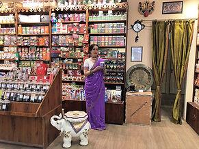 Цейлонский зал музея чая