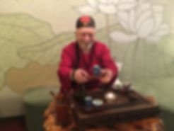 1 Старейший сотрудник Музея Михаил Линск